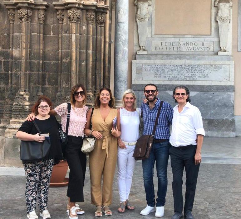 Cast – Sicilia settembre 2018